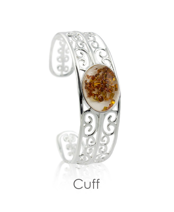 Clearly-You Eternal Cuff